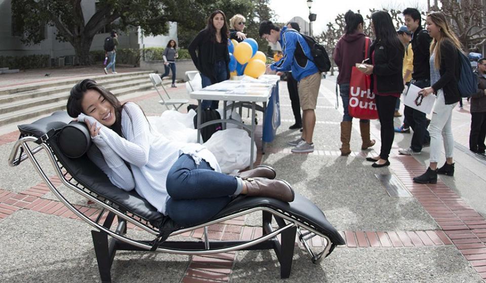 REST Zones Now Open on Campus